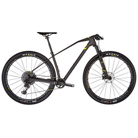 Mondraker Podium Carbon R Black Phantom/Yellow